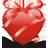 Ribbon heart-48
