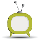 Green Rounded TV-128