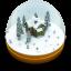 Xmas Globe icon