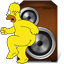 General Audio Player Icon
