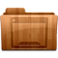 Desktop glossy icon