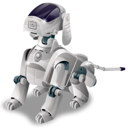 Robotic pet-256