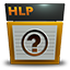 HLP File Type Icon
