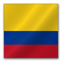 Colombia Flag-128
