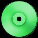 Cd DVD Green-128