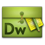 Dreamweaver Folio icon