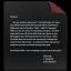 Toolbar Documents Dark icon