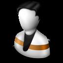 User orange-128
