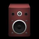 Speaker Red-128
