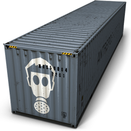 Container Attention Icon Download Container Icons Iconspedia