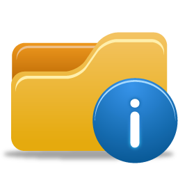 Folder Info