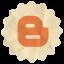 Retro Blogger-64
