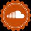 Soundcloud Vintage Icon
