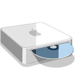 Mac Mini CD