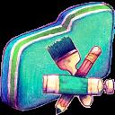 App Green Folder-128