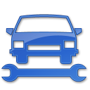 Car Repair Blue 2-128