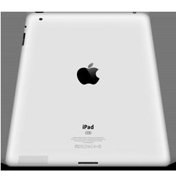 iPad 2 Back Perspective