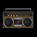 Boombox Brown-128