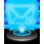 E-mail Hologram-64