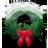 Holiday wreath snowy-48
