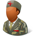 Armynurse Male Dark-128