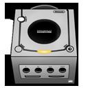Gamecube silver-128