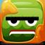 Green block icon