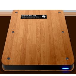 Wooden Slick Drives Internal