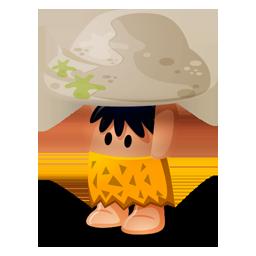 Caveman rock