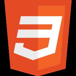 HTML5 logos Styling