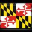 Maryland Flag Icon