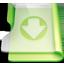 Summer downloads icon
