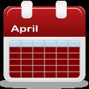 Calendar Selection Month-128