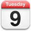 iPhone Calendar icon
