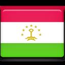 Tajikistan Flag-128
