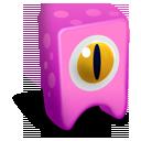 Pink Creature-128