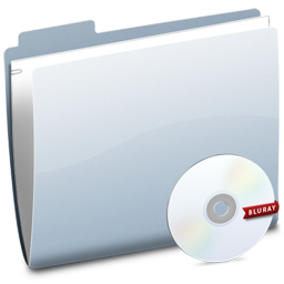 Folder Bluray