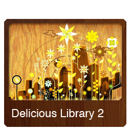 Delicious Library 2 Alt
