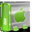 Mac HD green Icon