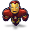 Flying Iron Man icon