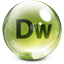 Dreamweaver Glass icon