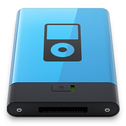 HDD Blue iPod B