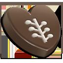 Newsvine heart-128