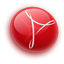 Acrobat Reader CS3 Icon