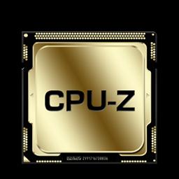 Gold CPU Z