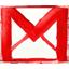 Gmail hand drawn icon