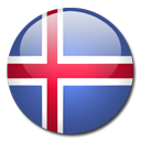 Iceland Flag-128