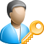Login toolbar Icon