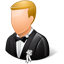 Wedding Bridegroom Light icon