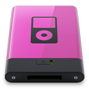 HDD Pink iPod B-128